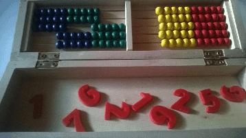 Dyskalkulie Abacus