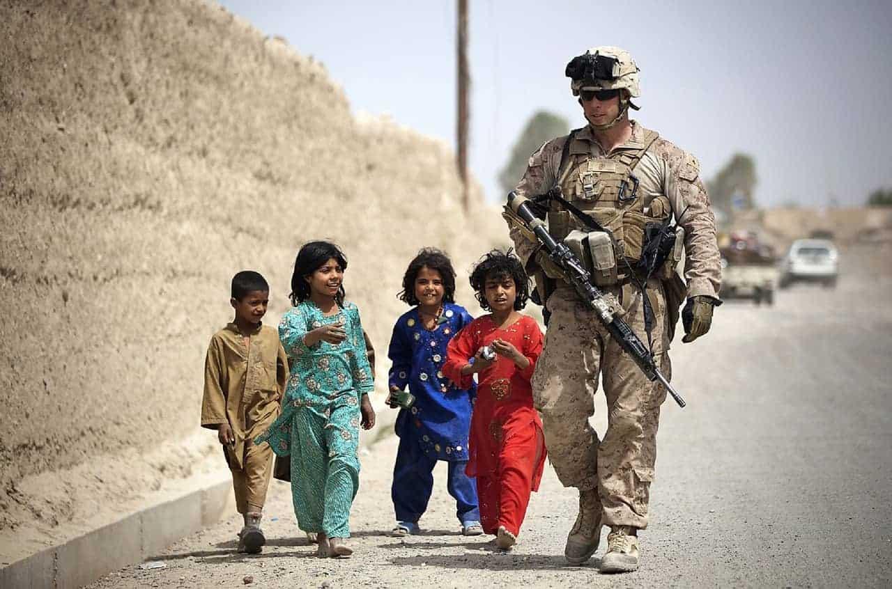 Toxischer Stress durch Krieg und Terror