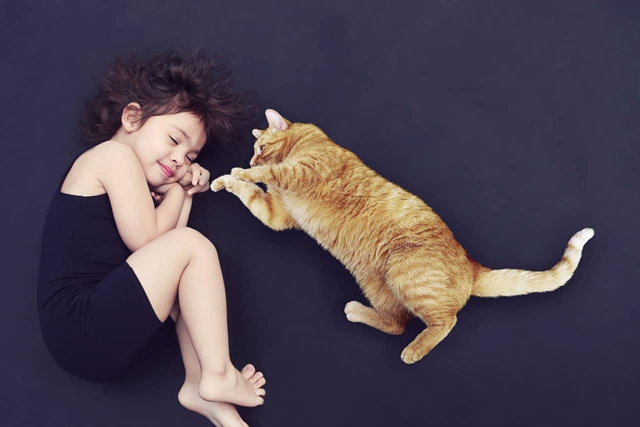 Wie Kinder mit Stress umgehen