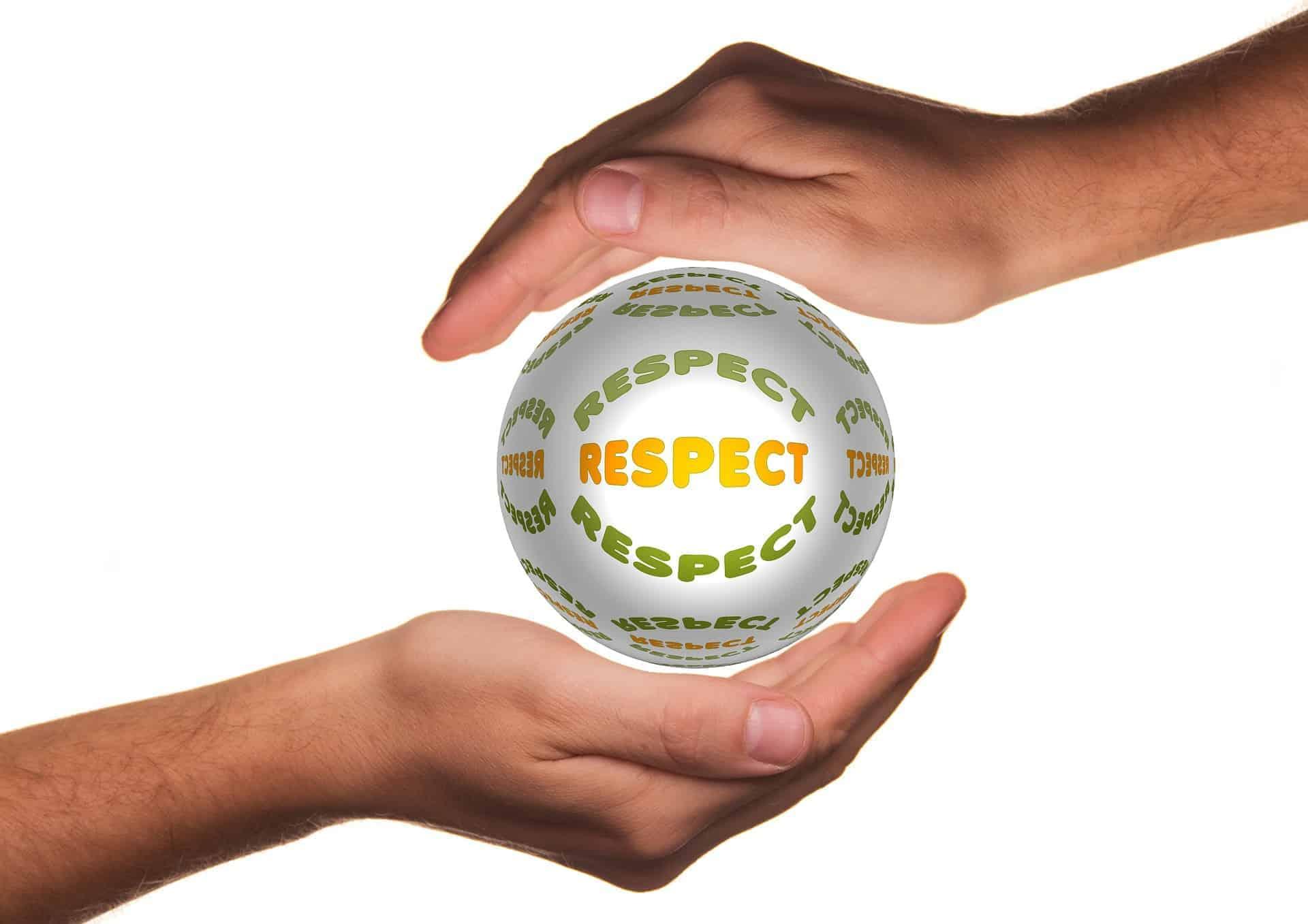Wann lernen Kinder Respekt?