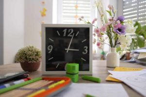 gegen stress bei den Hausaufgaben