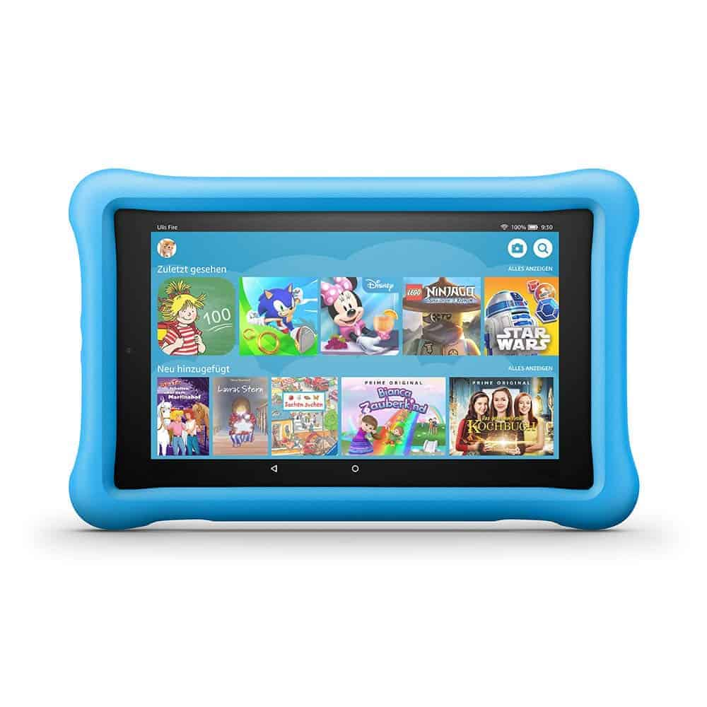 Fire HD 8 Kids Edition-Tablet, 20,3 cm (8 Zoll) HD Display, 32 GB