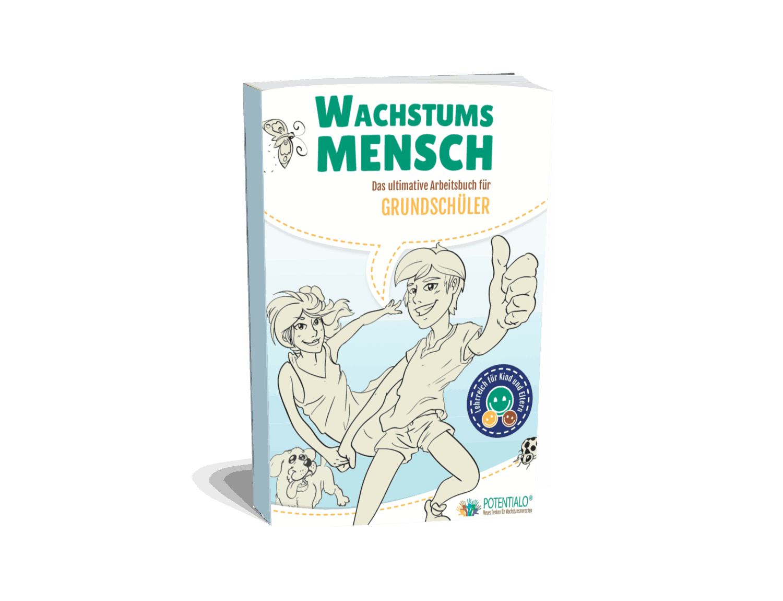 Wachstumsmensch - Arbeitsbuch-Grundschüler